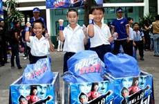 800 trường học tham gia tìm kiếm dũng sĩ nhí